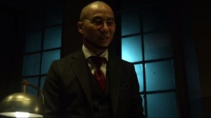 Mr. Freeze- BD Wong as Hugo Strange