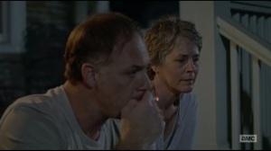 Not Tomorrow Yet- Carol and Tobin smoke