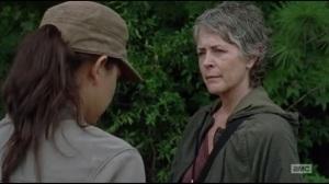 Not Tomorrow Yet- Carol speaks in Morgan's defense