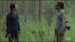 Not Tomorrow Yet- Glenn and Heath talk about killing