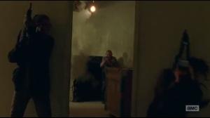 Not Tomorrow Yet- Heath and Glenn take fire