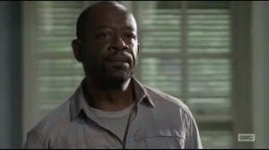 Not Tomorrow Yet- Morgan sees possibility in keeping the Saviors alive