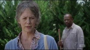 Not Tomorrow Yet- Morgan speaks with Carol