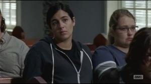 Not Tomorrow Yet- Tara reacts to Rick's declaration to kill the Saviors