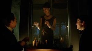 Prisoners- Elijah and Oswald have a drink, Grace gives Elijah his medicine