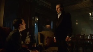Prisoners- Elijah and Oswald have one last talk