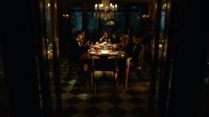 Prisoners- Family dinner