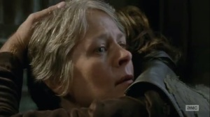 The Same Boat- Carol tells Daryl that she isn't good