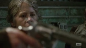 The Same Boat- Carol watches Rick execute Primo