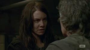 The Same Boat- Maggie and Carol reunite