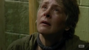 The Same Boat- Maggie asks about Negan