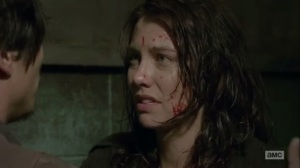 The Same Boat- Maggie tells Glenn that she can't do this anymore