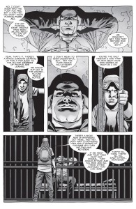 The Walking Dead #152- Brandon goes to free Negan