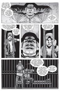 The Walking Dead #152- Brandon goes to free Negan