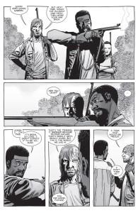 The Walking Dead #152- Dwight trains Gabriel