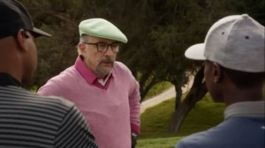 Holacracy- Skip shows up on the golf course