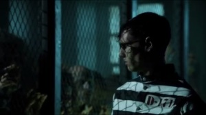 Into the Woods- Nygma brought into Arkham Asylum