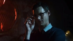 Into the Woods- Nygma hears his clock, Jim realizes that Ed set him up