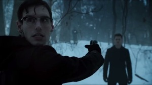 Into the Woods- Nygma realizes that he's surrounded