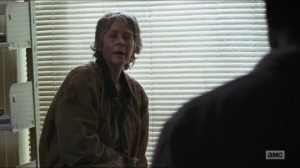 Last Day on Earth- Carol wants Morgan to leave her