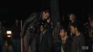Last Day on Earth- Negan has no answer for Rick