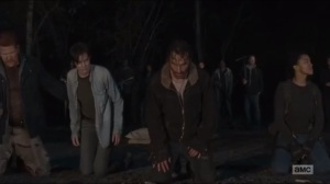 Last Day on Earth- On your knees- AMC, The Walking Dead
