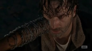 Last Day on Earth- Rick meets Lucille