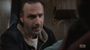 Last Day on Earth- Rick speaks to Maggie while on the RV