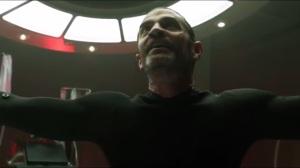Pinewood- Theo Galavan resurrected, speaks of Azrael