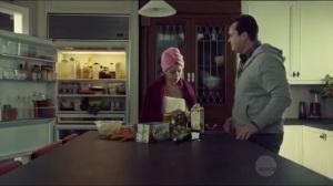 The Stigmata of Progress- Donnie and Helena in the kitchen