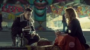 The Stigmata of Progress- Felix and Adele bond over drinks