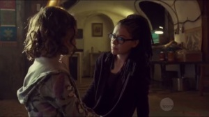 The Stigmata of Progress- Kira tells Cosima about her dream