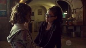 The Stigmata of Progress- Kira tells Cosima about her dream