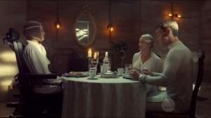 The Stigmata of Progress- Rachel, Susan, and Ira dine