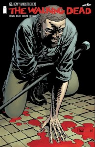 The Walking Dead #153- Cover