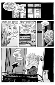 The Walking Dead #153- Eugene speaks on the radio