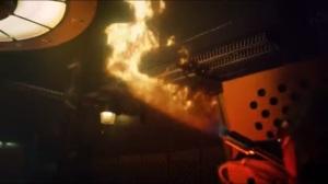 A Legion of Horribles- Bridgit fails to kill Selina