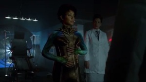 A Legion of Horribles- Fish Mooney revived