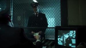 A Legion of Horribles- Jim enters Arkham