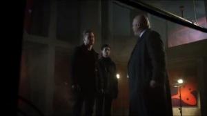 Azrael- Barnes gives Jim three minutes to make his case