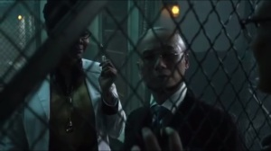 Azrael- Nygma offers to help Strange and Peabody with Jim Gordon