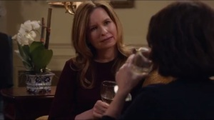 Cuntgate- Karen gives Selina some form of advice