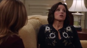 Cuntgate- Selina seeks advice from Karen