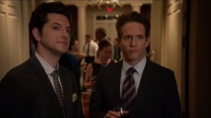 End State Vision- Clyde and Seth Buckley, played by Glenn Howerton