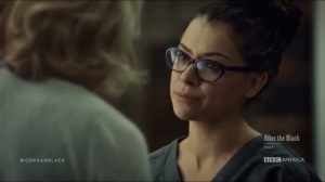 Human Raw Material- Cosima disgusted with the Brightborn experimentation