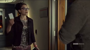 Human Raw Material- Cosima tells Donnie to stop Krystal