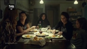 Human Raw Material- Family dinner Part Two