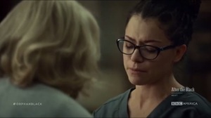 Human Raw Material- Susan offers Cosima a way out