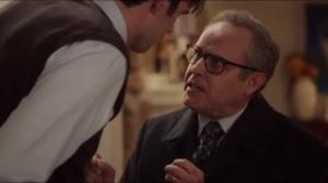 Thanksgiving- Jeffrey yells at Jonah