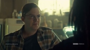 The Antisocialism of Sex- Scott reacts to Cosima only referring to Delphine as her lab partner